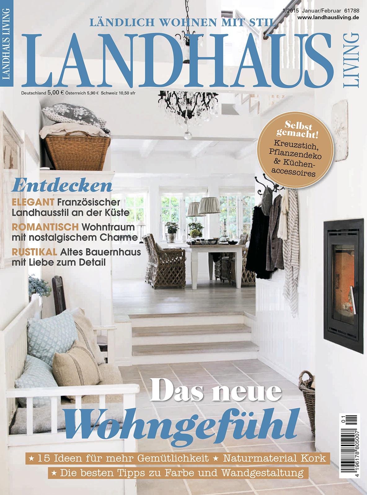 Landhaus Magazin presse moods